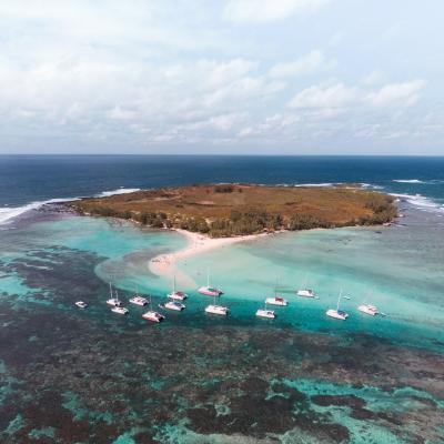 Mauritius - Flat Island
