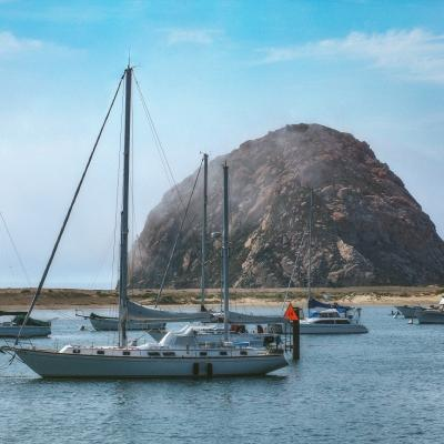 Morro Bay, the Gibraltar of the Pacific