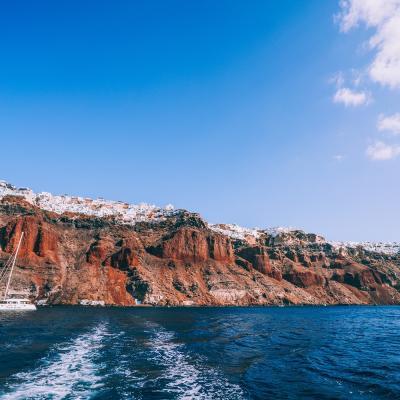 Lagoon 520 in Greece