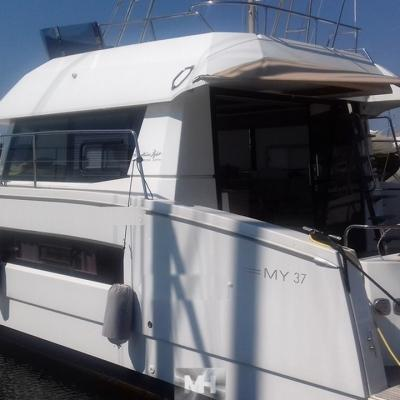 For Sale - Fountaine Pajot MY 37