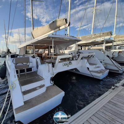 For Sale - Nautitech 46 Open