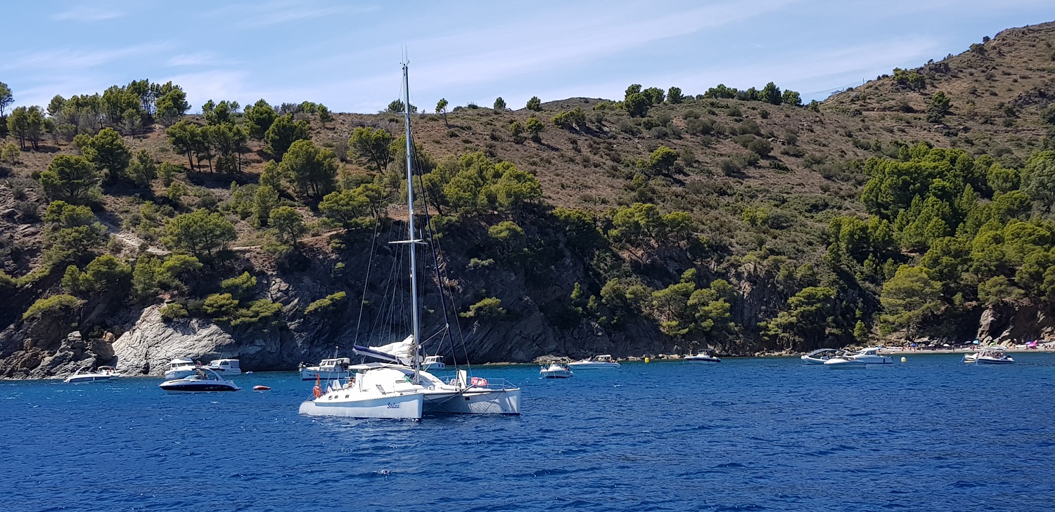 outremer 40  - Cala Canadell