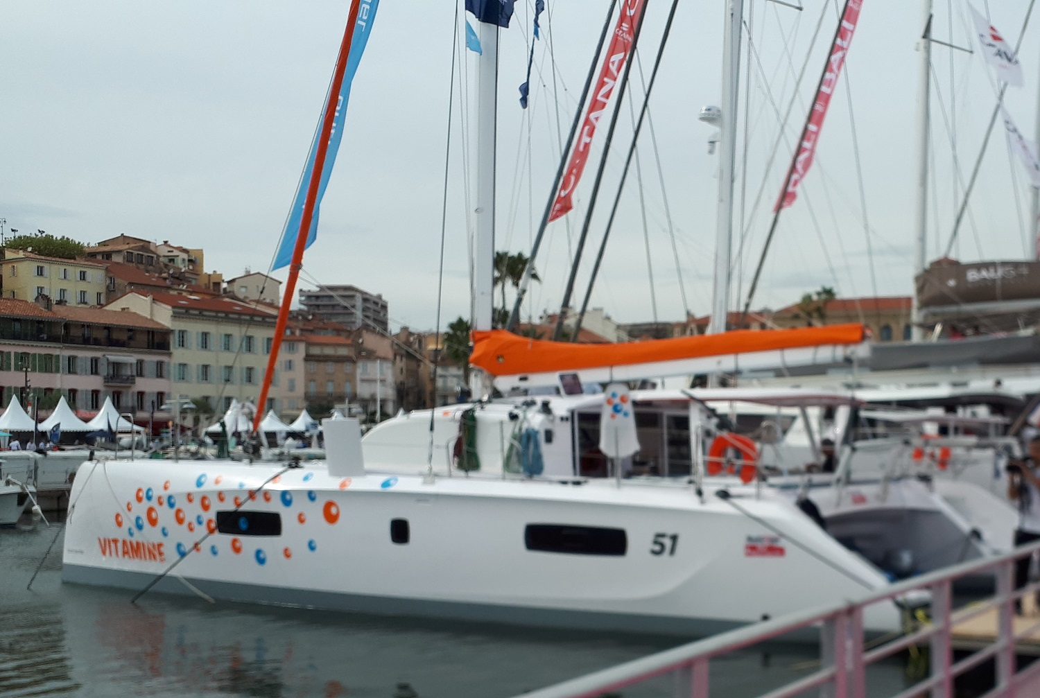 Cannes Yachting Festival - Outremer 51