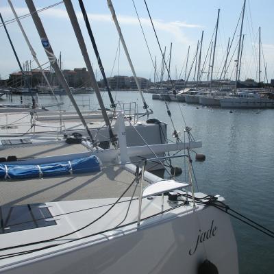 Port de Canet en Roussillon