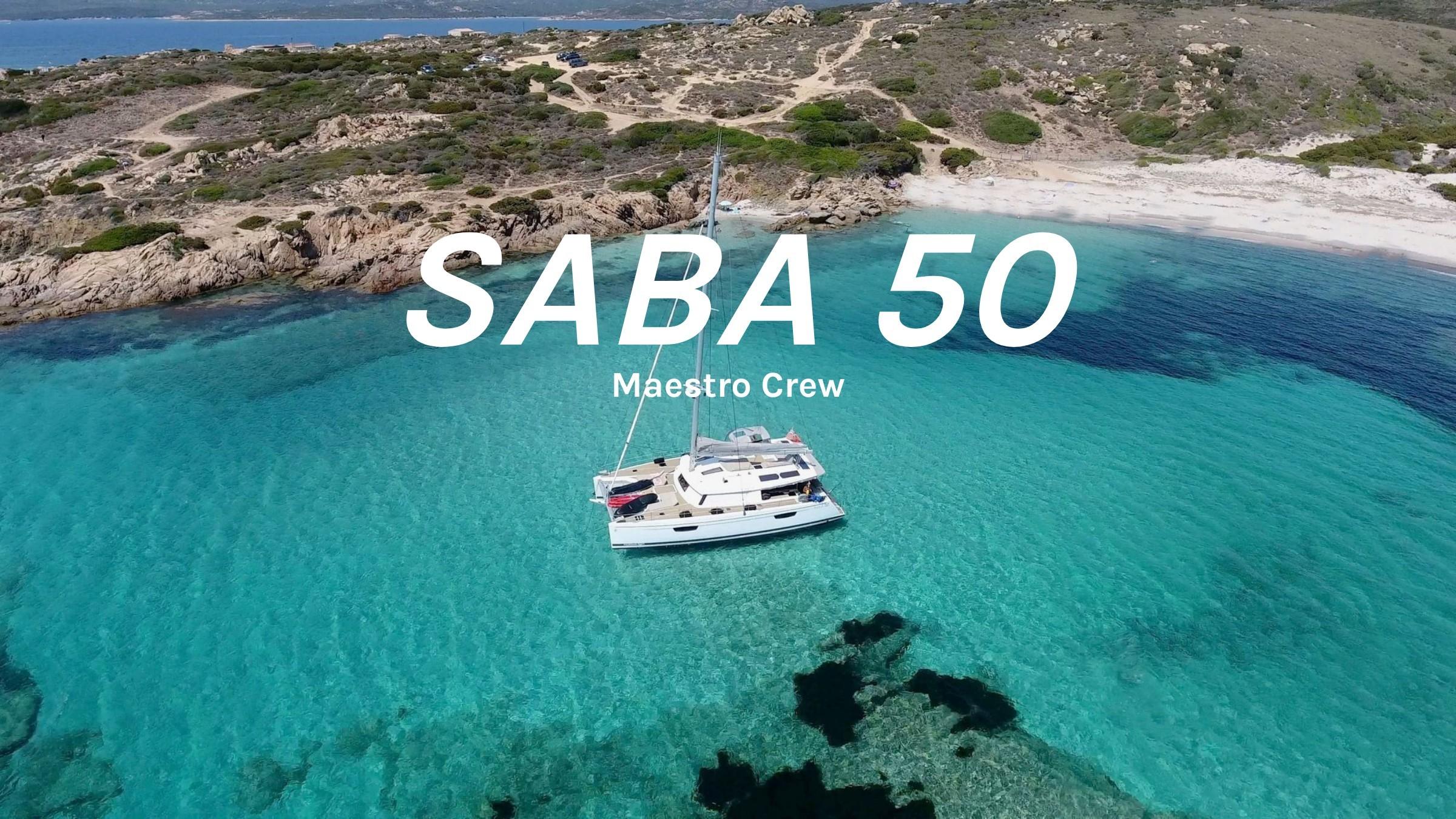 Saba 50 Maestro Crew - 2018