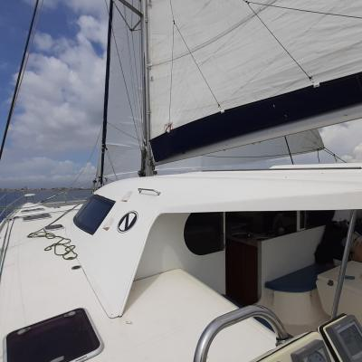 Sea Trial Nautitech 47