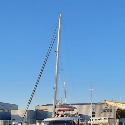 Luxueux catamaran Sunreef 50