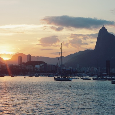 Anchorage in Rio de Janeiro