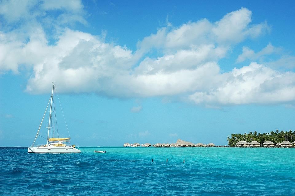 tahiti- Taha'a island