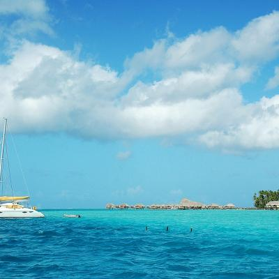 Tahiti - Ile de Taha'a
