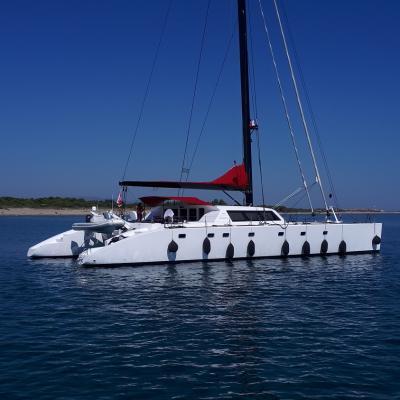 Maxi Catamaran 80' TAJ