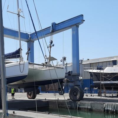 Crane lift Tobago 35