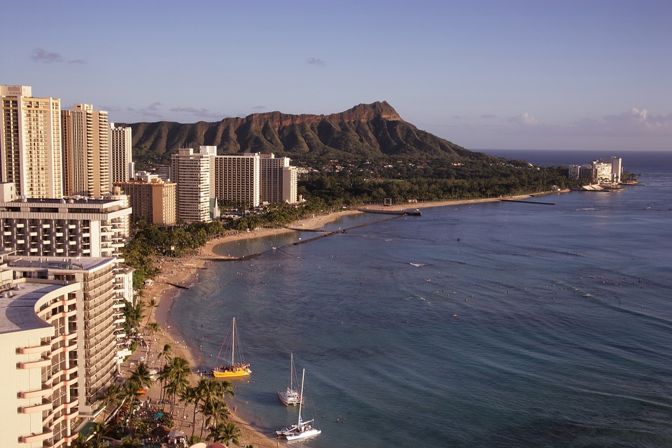 waikiki beach-honolulu