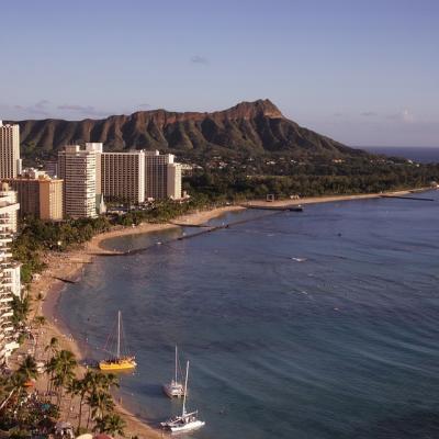 Waikiki Beach - Honolulu