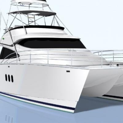 14m Sportfishing Catamaran