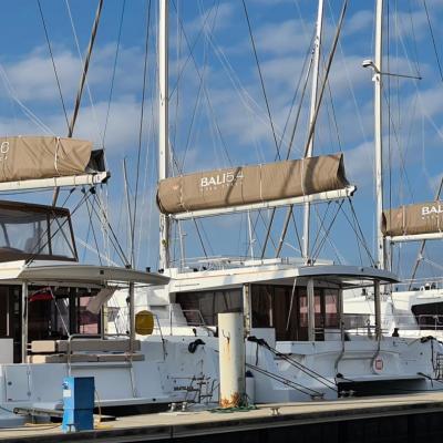 Bali catamarans range