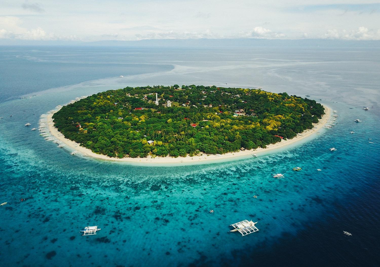 Balicasag island philippines
