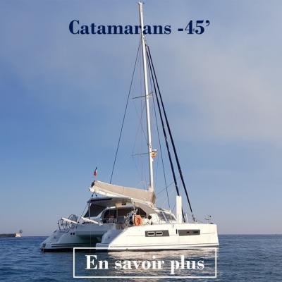 Catamarans -45'