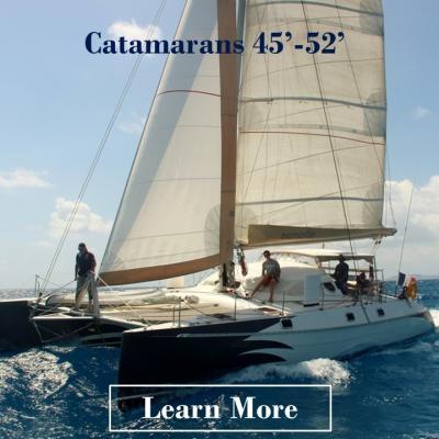 Catamarans 45'-52'