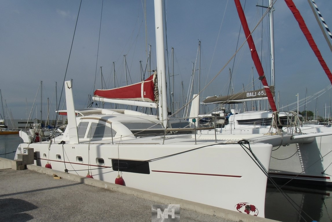 Catana 50 2007 owner s version