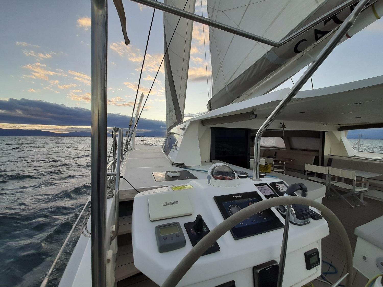 Catana 59 go sailing