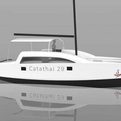 Catathai Coastal Cruiser 29