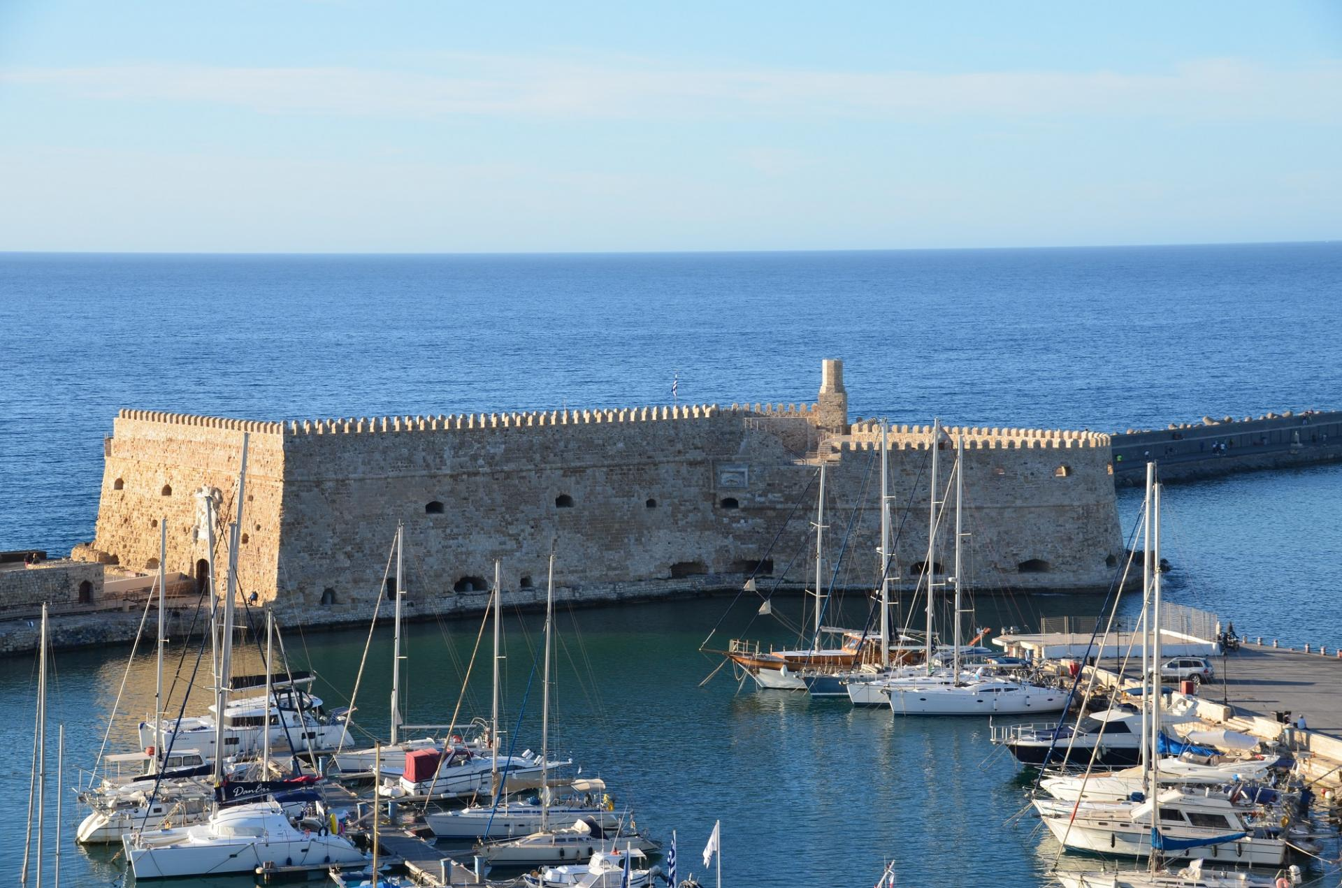 Crete koule rocca al mar