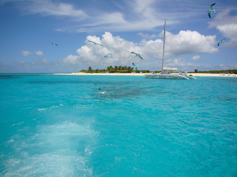 Day charter caribbean
