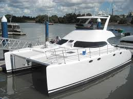 Fusion 40 Power Catamaran