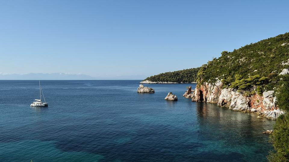 Greece skopelos