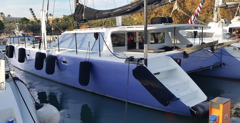Gunboat 66