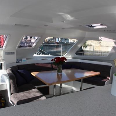 K56 Luxury Sailing Catamaran