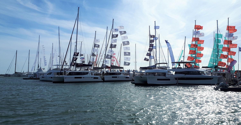 La grande motte boat show 2019