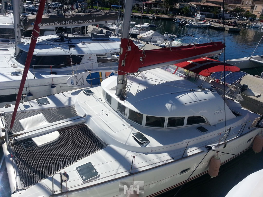 Lagoon 380 version proprietaire