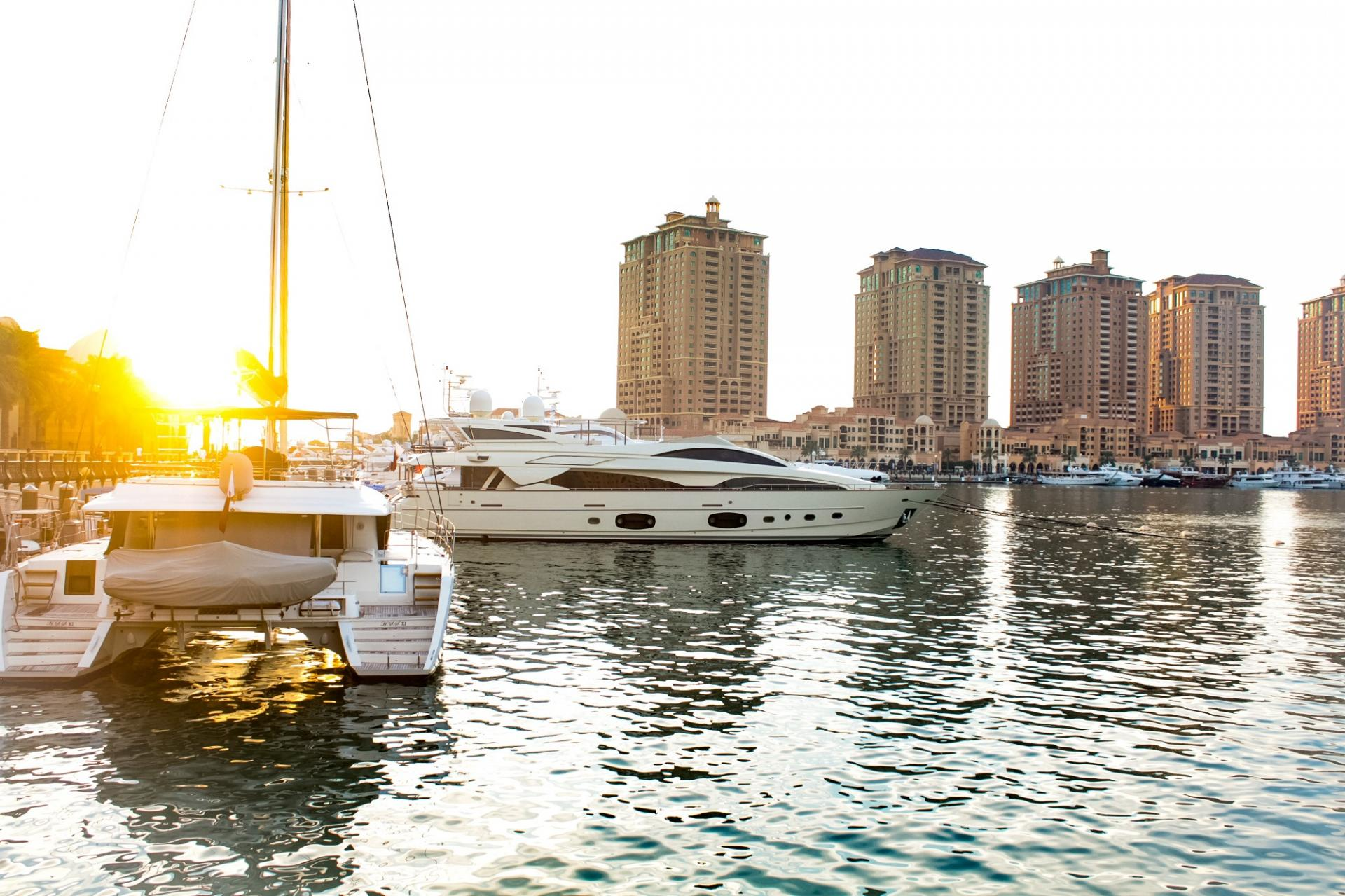 Lagoon 620 doha qatar