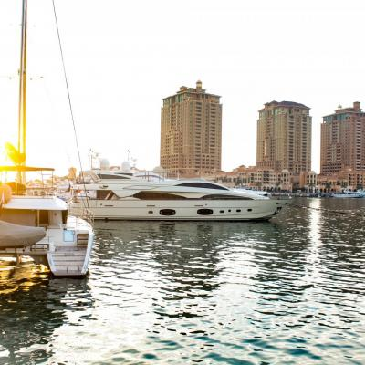 Le cœur cosmopolite de The Pearl-Qatar