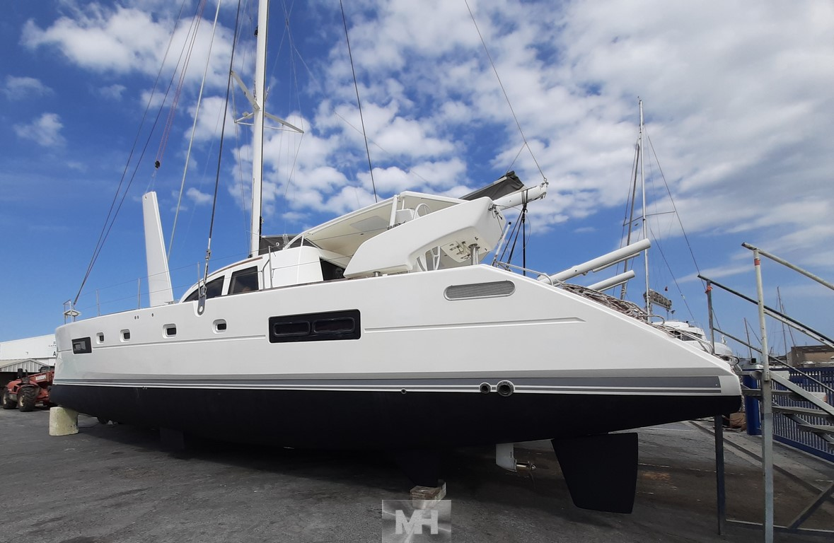 Launching catana 50 2