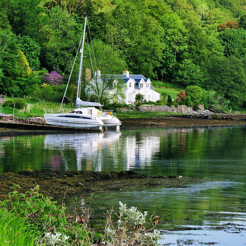 Lochgair lochgilphead argyll scotland uk