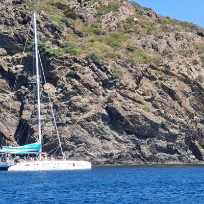 Magic catamaran