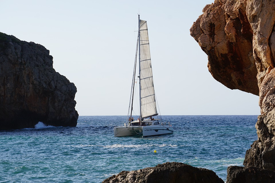 Mallorca outremer catamarans