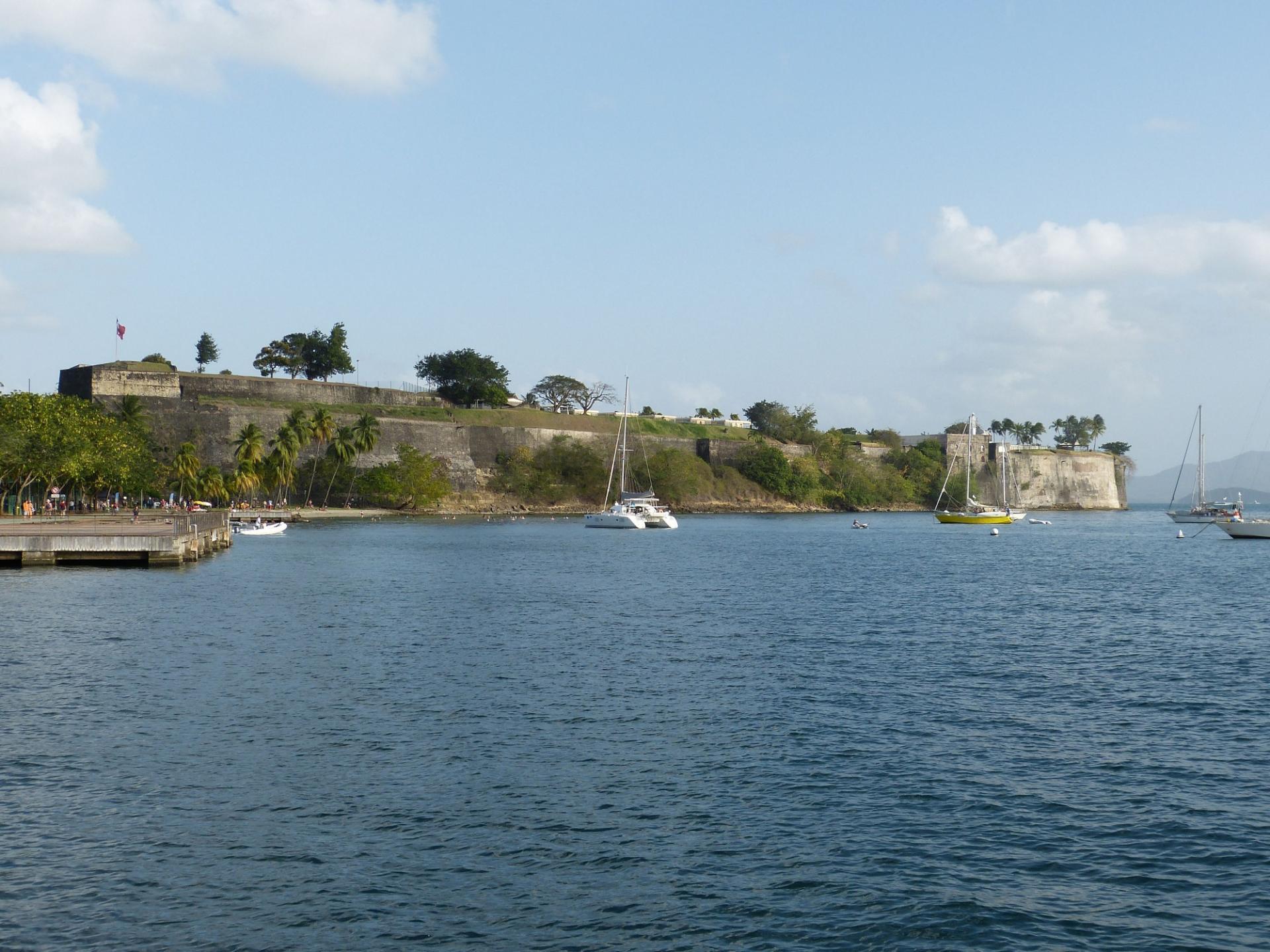Martinique fort de france