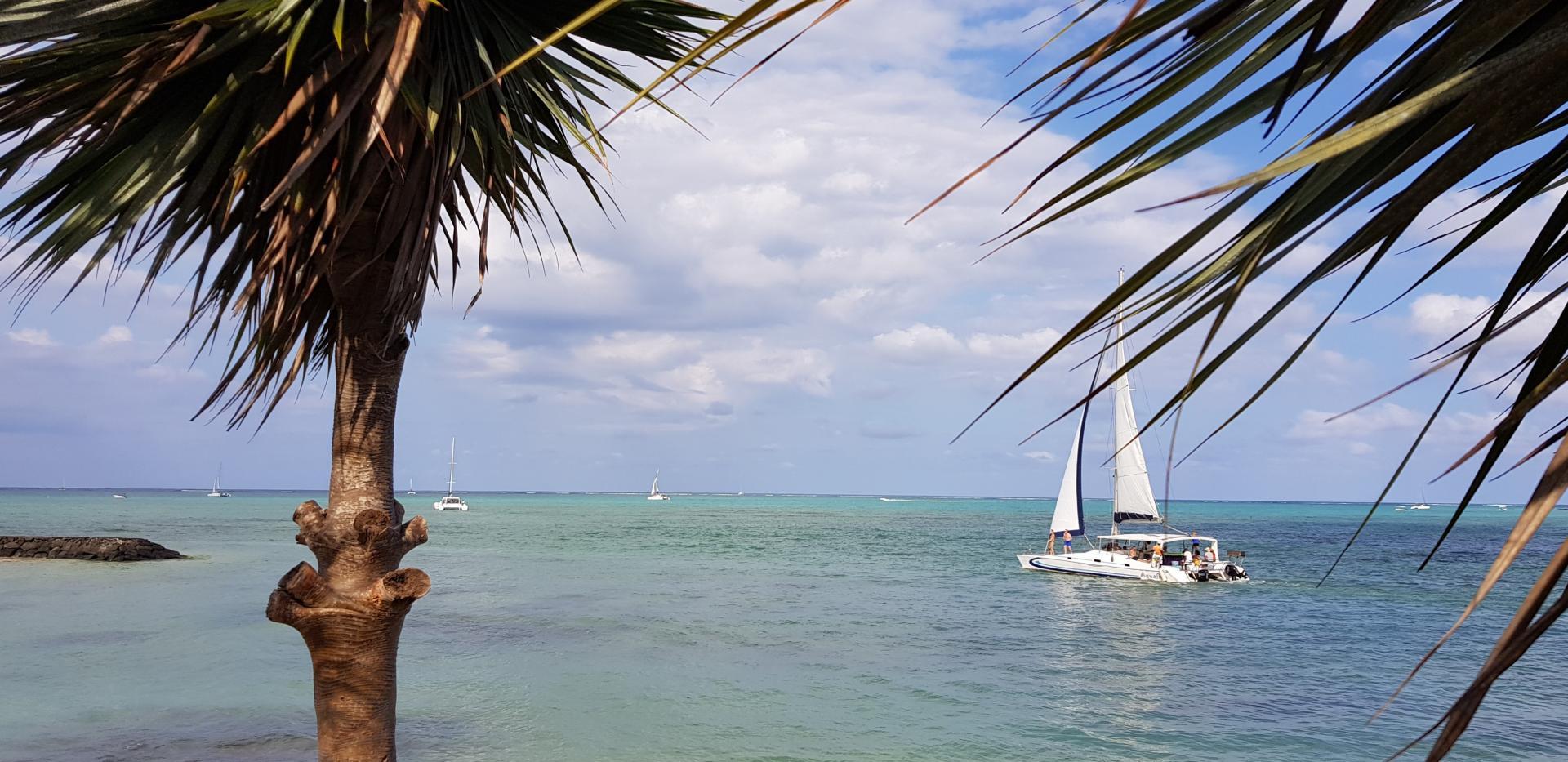Mauritius trou d eau douce