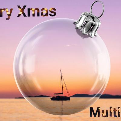 Merry christmas with multihull