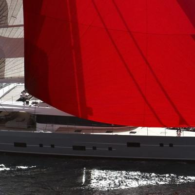 Catamaran carbone 110′