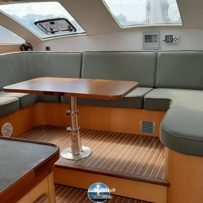New upholstery catana 471