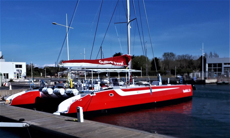 Ocean voyager 64