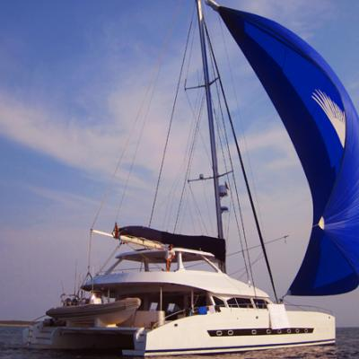 Open Ocean 650 Luxury Sailing Catamaran