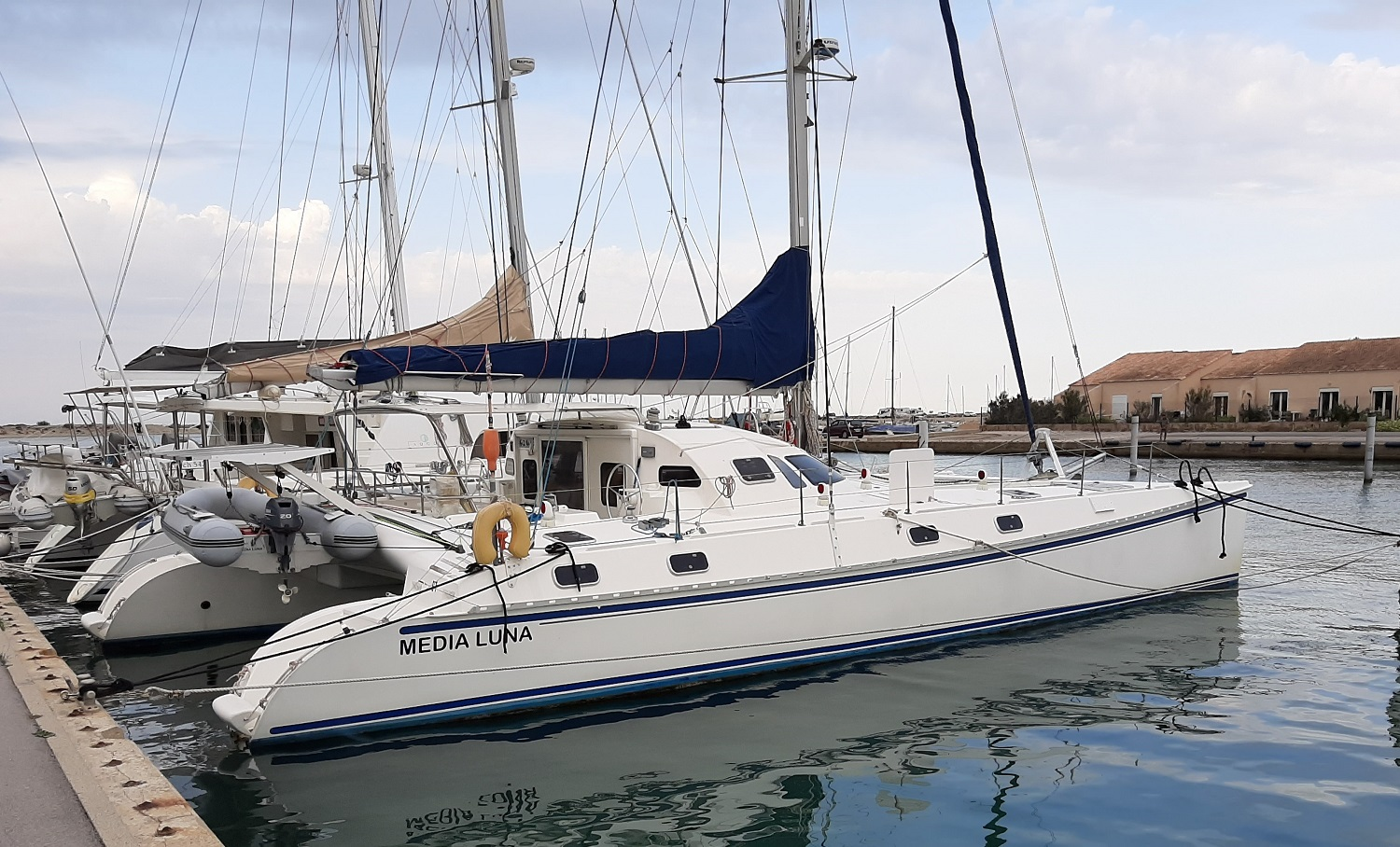 Outremer 50 standard 2