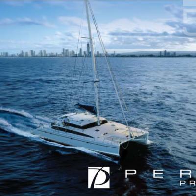 Perry 59 motor sailer