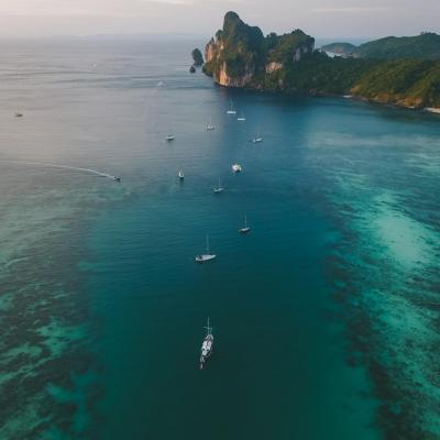 Phi phi islands thailand